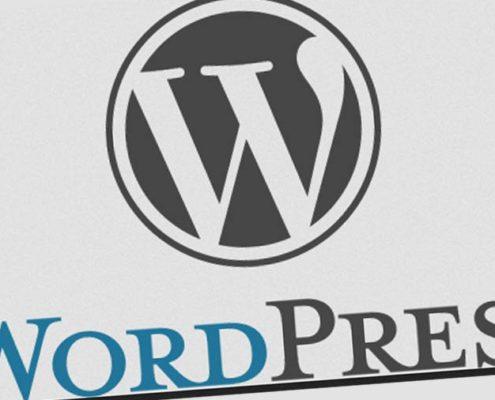 atualização de WordPress