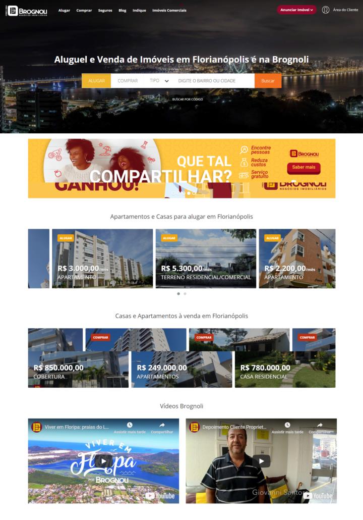 Tipos de site: dinâmicos